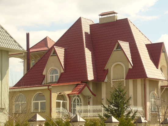 Просто крыша