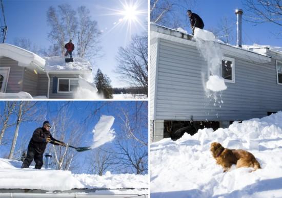 Ппр уборка снега с крыши
