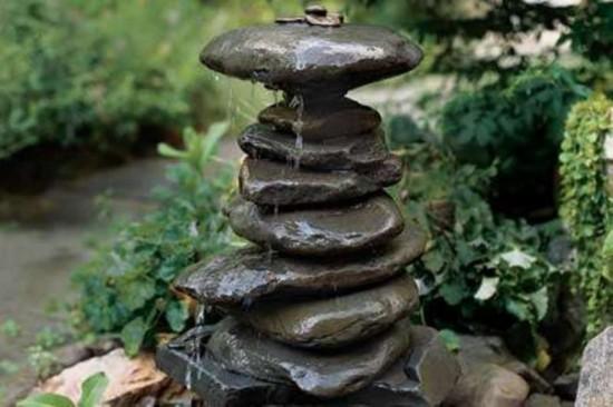garden fountains ideas, garden